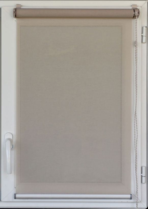 Store enrouleur Polva lin 45x180cm