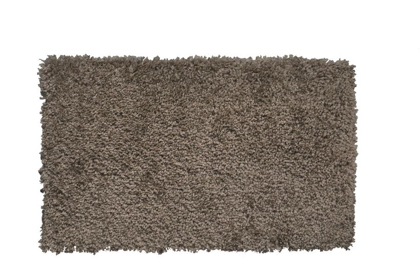 Tapis shaggy gris anthracite Softy 200x290 cm