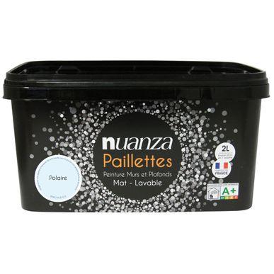 Peinture Paillette Polaire Nuanza 2l Kalico
