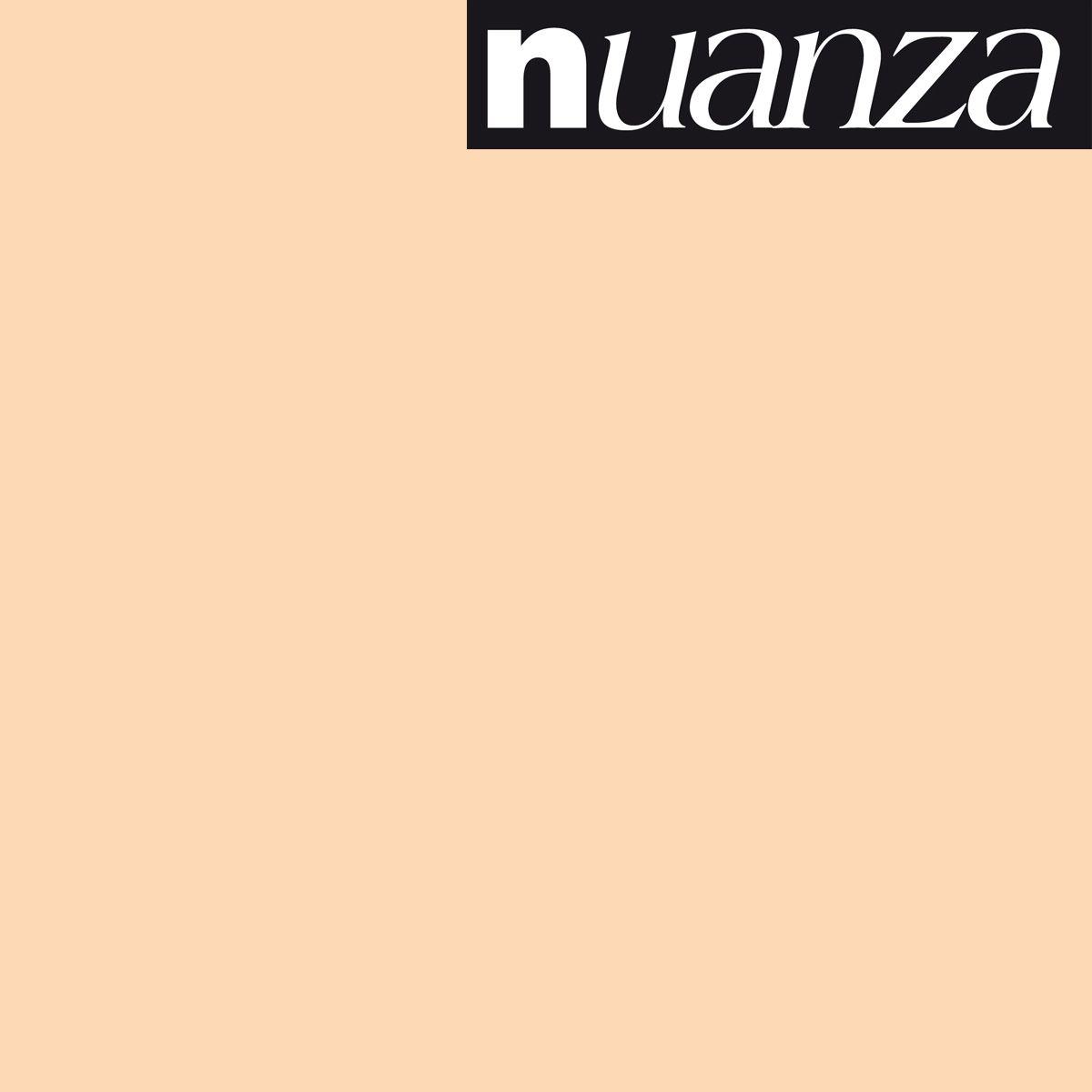 Peinture Nuanza satin monocouche nude 0.5l
