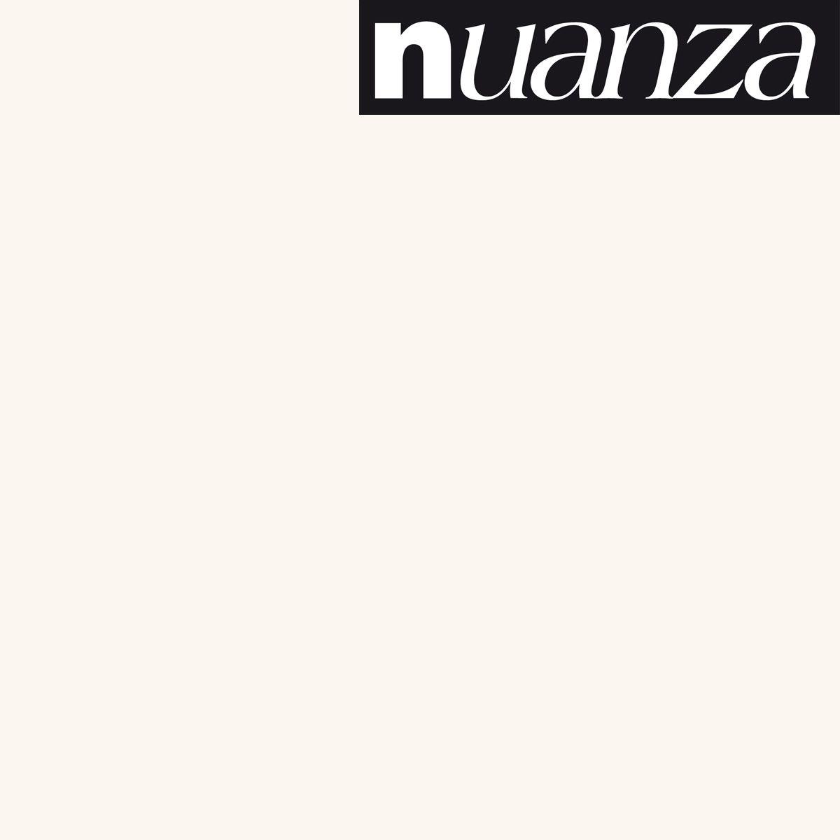 Peinture Nuanza mat monocouche calcaire 0.5l