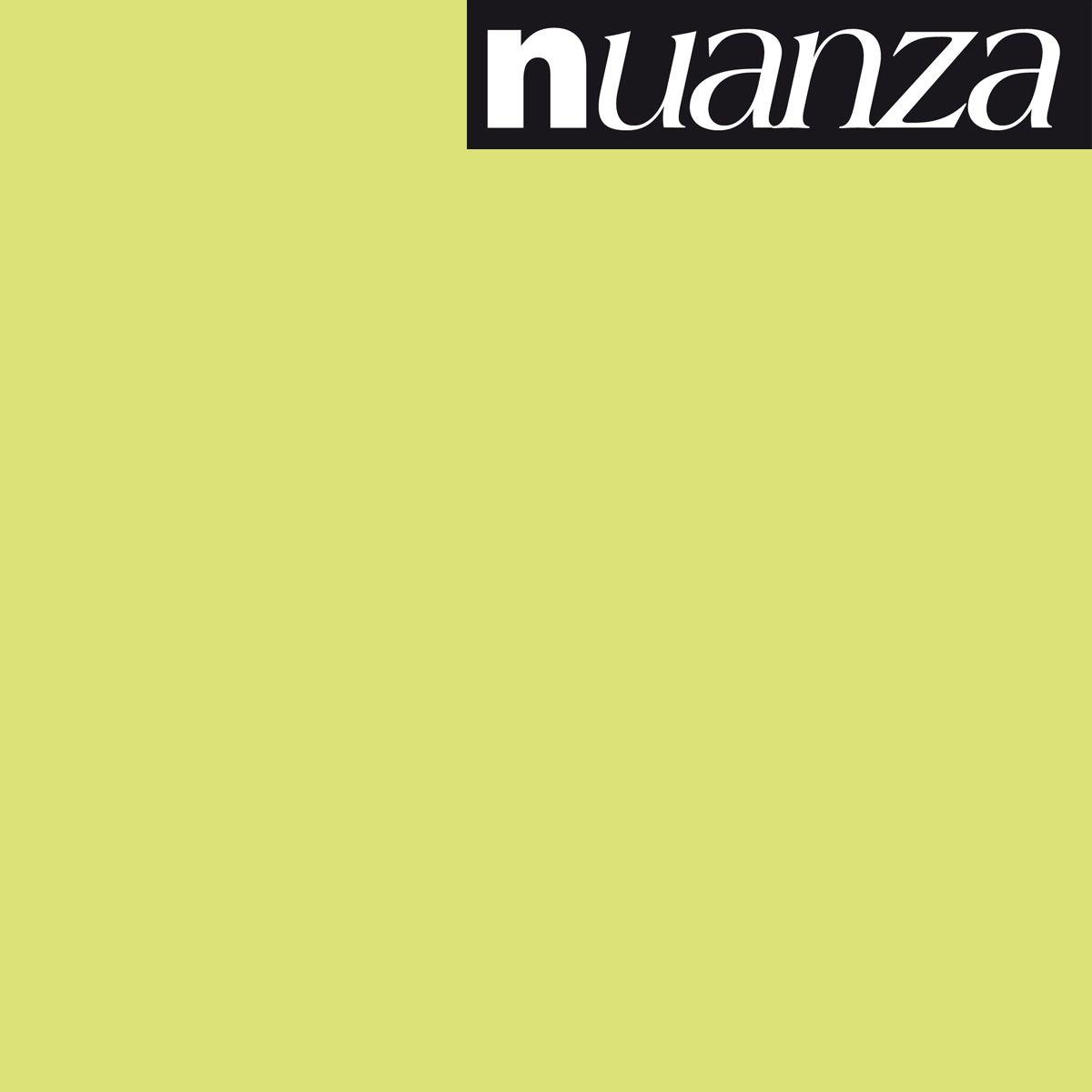 Peinture Nuanza satin monocouche pistache 0.5l