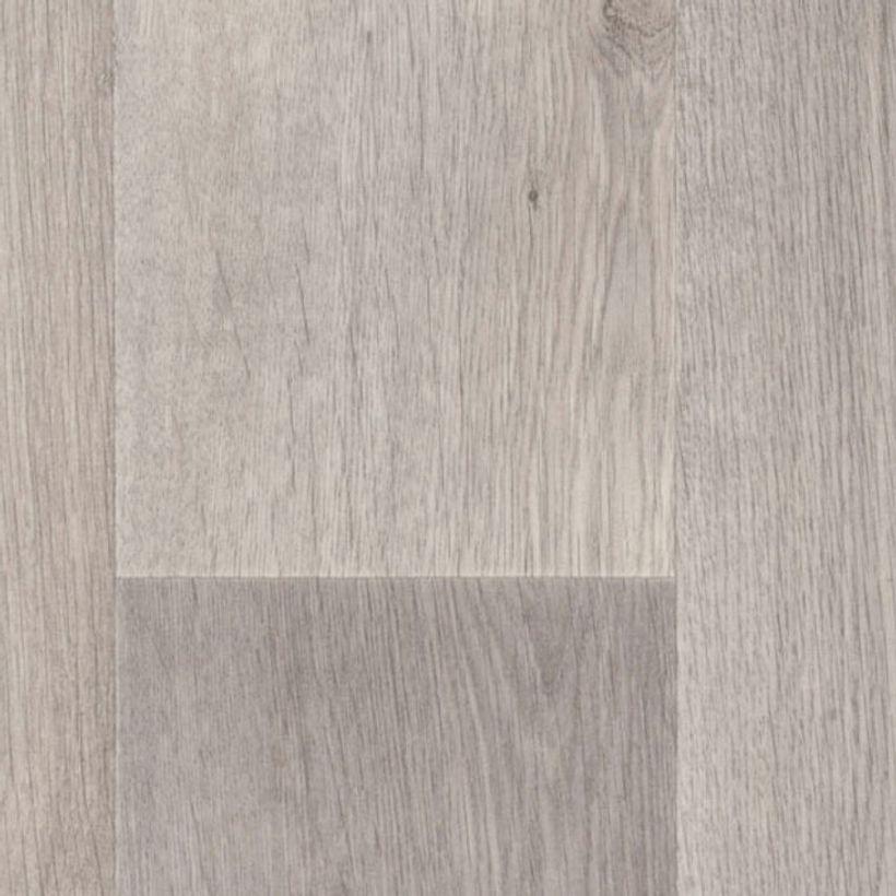 Sol vinyle lame beige gris Gubbio 400cm