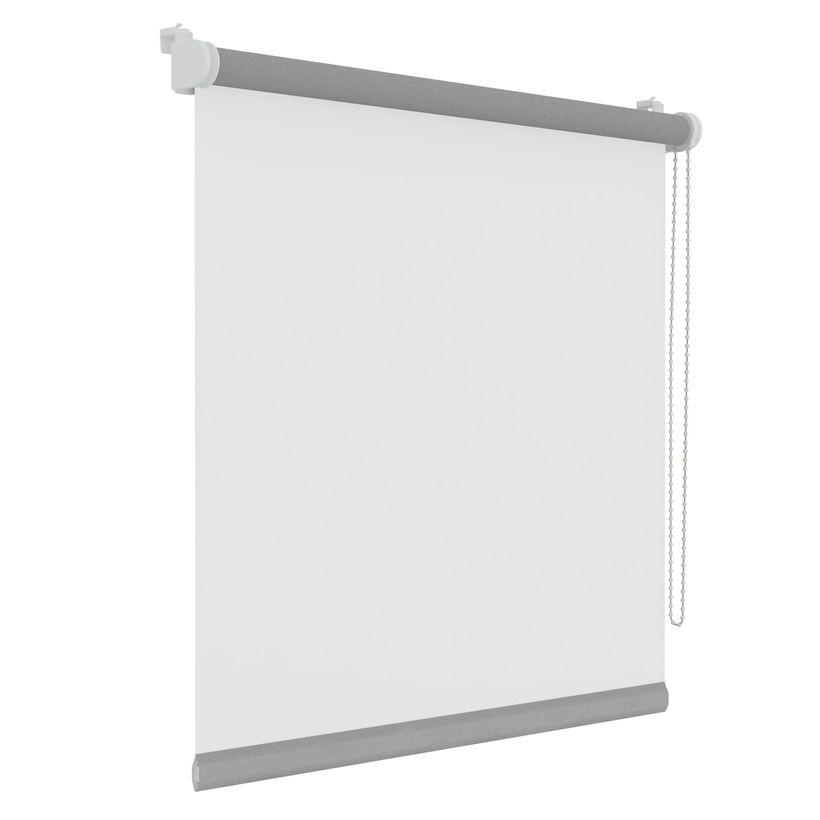 Store enrouleur tamisant blanc Myrdall 37x160 cm