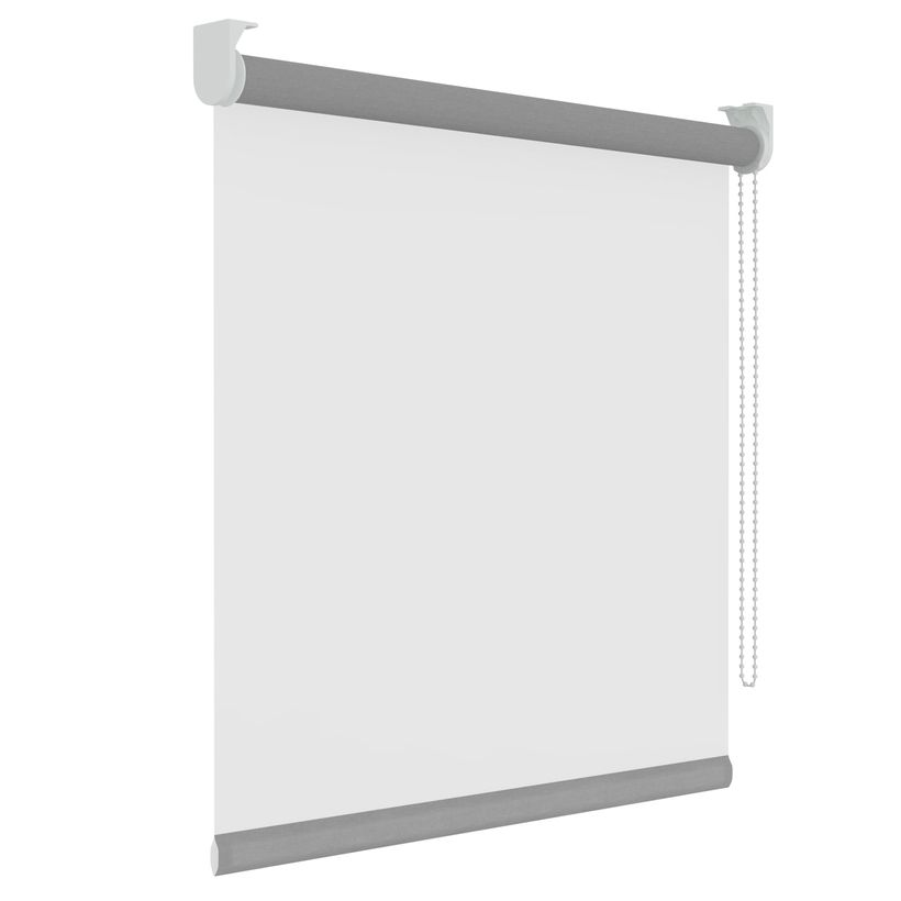 Store enrouleur tamisant blanc Myrdall 90x190 cm