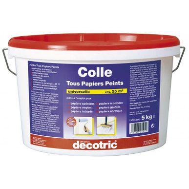 Colle Speciale Papier Peint 5 Kg Bricolage Kalico