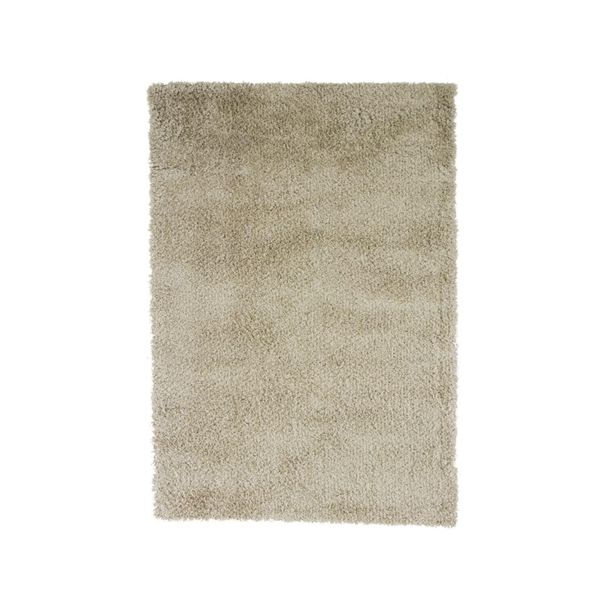 Tapis Softy craie 120x170cm