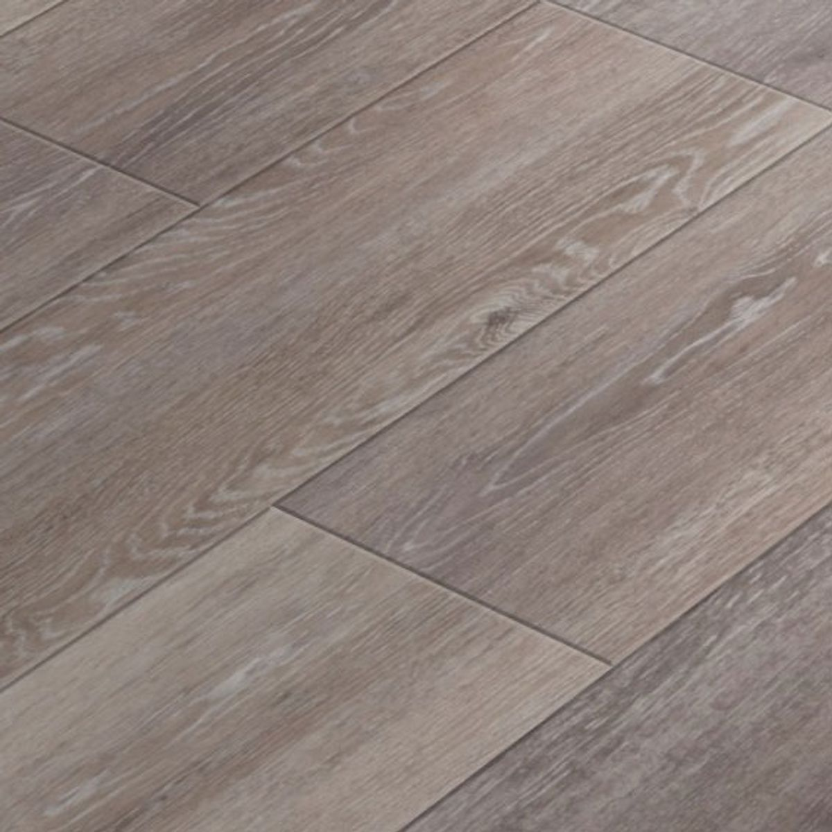 Lame pvc clipsable Trevise click taupe 200x1220mm