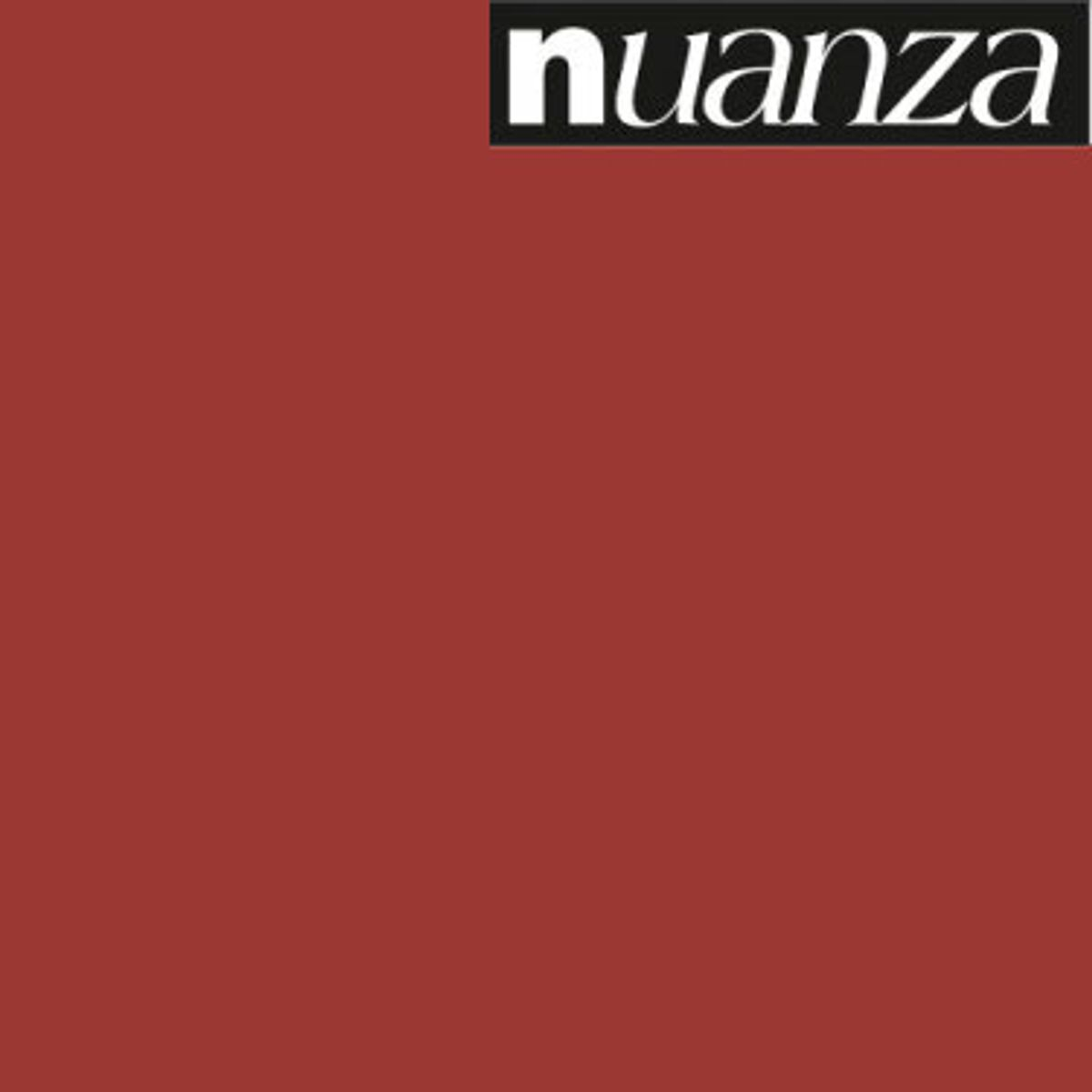 Peinture Nuanza renovdeco brillant rouge 0.75l