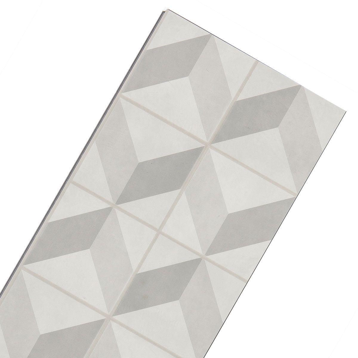 Dalle pvc clipsable cube 3D 4mm Moderno